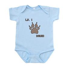 Level 1 Druid Infant Bodysuit