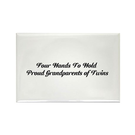 Grandparents Rectangle Magnet (100 pack)