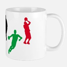 Basketball Players Mug