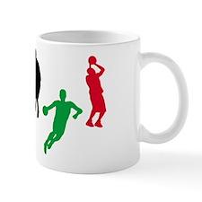 Basketball Players Mug