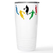 Basketball Players Travel Mug