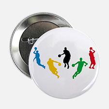 "Basketball Players 2.25"" Button"