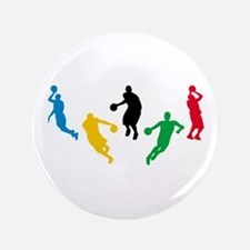 "Basketball Players 3.5"" Button"