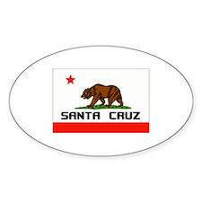 Santa Cruz,Ca -- T-Shirt Decal