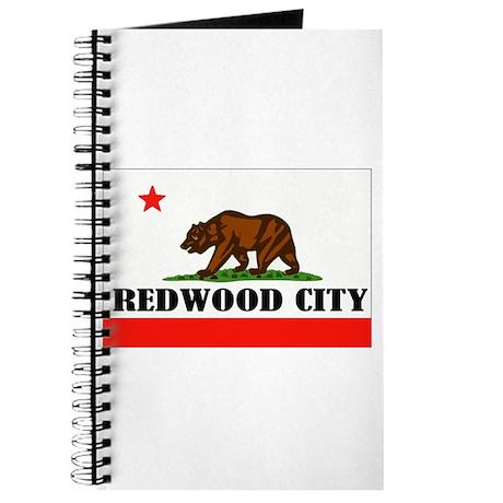Redwood City,Ca -- T-Shirt Journal