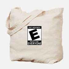 1st Ammendment - Tote Bag