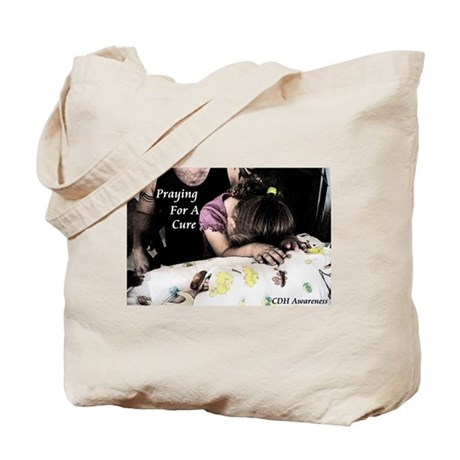 Praying For A Cure Tote Bag
