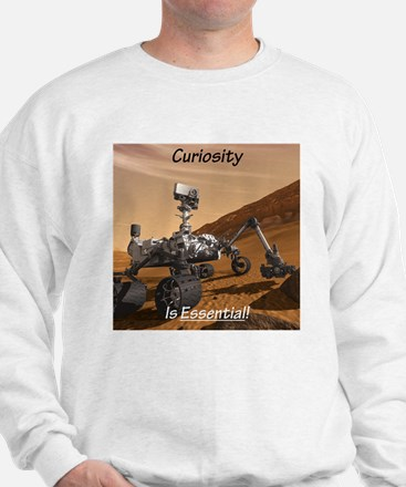 Curiosity Is Essential! Sweatshirt