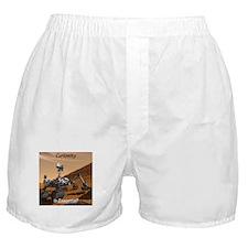 Curiosity Is Essential! Boxer Shorts