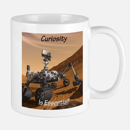 Curiosity Is Essential! Mug
