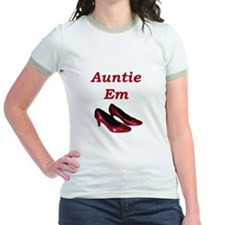 Cute Auntie em wizard of oz T