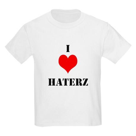 I LUV HATERZ GEAR Kids Light T-Shirt
