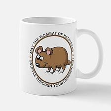 Wombat Of Happiness Mug