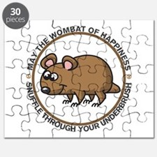 Wombat Of Happiness Puzzle
