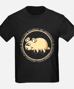 Wombat Of Happiness T