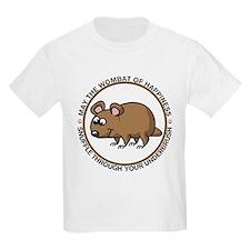 Wombat Of Happiness T-Shirt