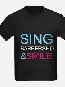 Sing Barbershop and Smile T