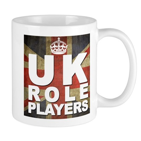 UK Role Players Mugs