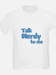 Talk Nerdy T-Shirt