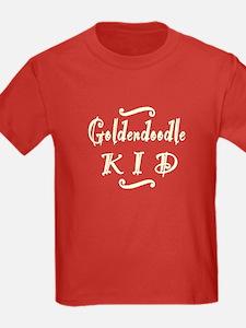 Goldendoodle KID T