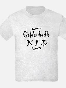 Goldendoodle KID T-Shirt