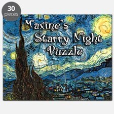 Maxine's Starry Night Puzzle