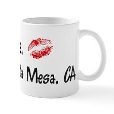 Kiss Me: Costa Mesa Mug