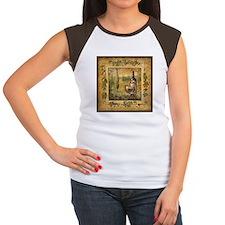 Best Seller Grape Women's Cap Sleeve T-Shirt