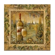 Best Seller Grape Tile Coaster