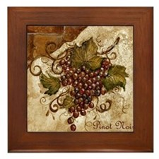 Best Seller Grape Framed Tile