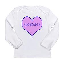 ADORKABLE Long Sleeve Infant T-Shirt
