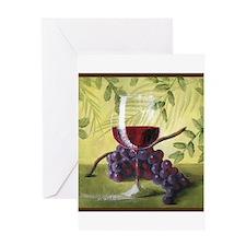 Best Seller Grape Greeting Card