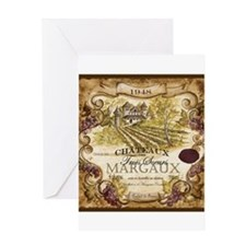 Best Seller Grape Greeting Card