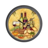 Wine Wall Clocks