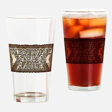 Cute Retreats Drinking Glass