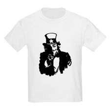Anonymous Uncle Sam T-Shirt