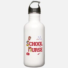 School Nurse Water Bottle