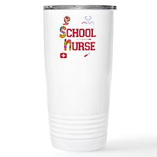 School Nurse Travel Mug
