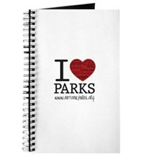I Heart Parks Journal