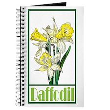 Cool Daffodil Journal