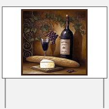 Best Seller Grape Yard Sign