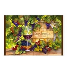 Best Seller Grape Postcards (Package of 8)