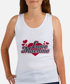 Love Machine Women's Tank Top