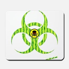 Toxic biomass Mousepad