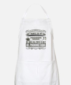 Test My Code Apron