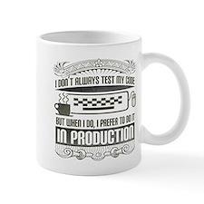 Test My Code Mug