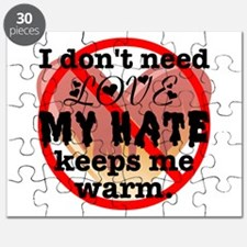 I don't need love Puzzle