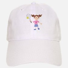 Girls Tennis Player Cap