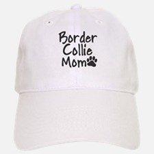 Border Collie MOM Baseball Baseball Cap