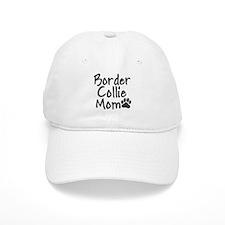 Border Collie MOM Baseball Cap